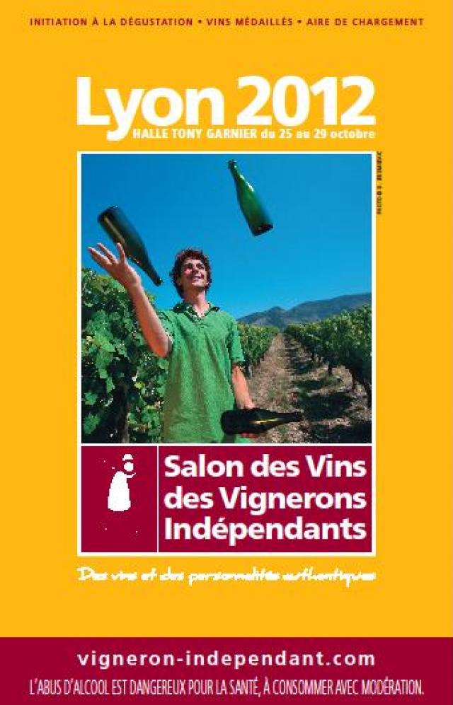 Salon des vins des vignerons ind pendants radio scoop - Salon des vignerons independants lyon ...