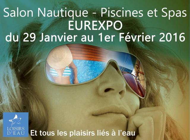 5 me dition du salon loisirs d 39 eau radio scoop la for Salon nautique lyon