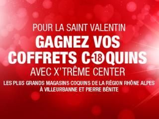 Gagnez vos packs coquins pour la saint valentin radio for Pack coquin