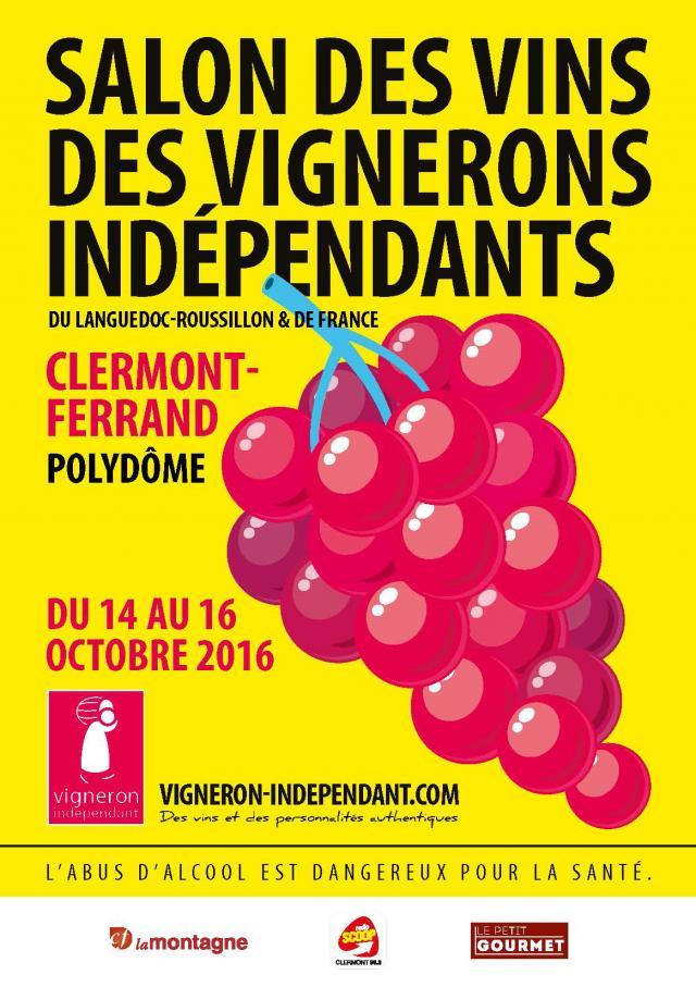 Nouvelle dition du salon des vins des vignerons ind pendants radio scoop la radio de lyon - Salon des vignerons independants nice ...