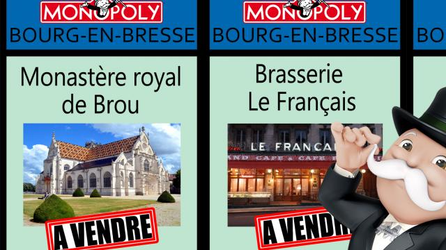 bourg en bresse un monopoly bressan l 39 tude radio scoop la radio de lyon. Black Bedroom Furniture Sets. Home Design Ideas