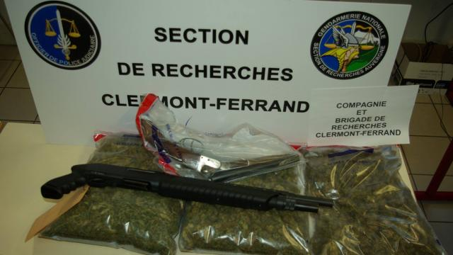 Clermont ferrand 9 arrestations de la drogue et des - Chambre de commerce de clermont ferrand ...