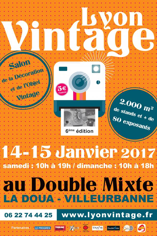 Salon lyon vintage au double mixte de villeurbanne radio scoop la radio de lyon - Salon de la mode vintage lyon ...