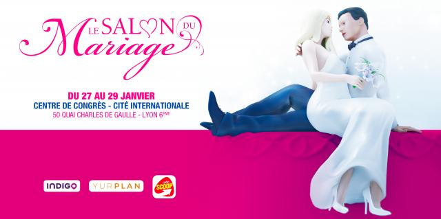 Le salon du mariage de lyon radio scoop la radio de lyon for Salon du chat lyon