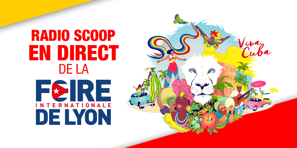 Radio scoop en direct de la foire internationale de lyon radio scoop - Foire internationale de lyon ...