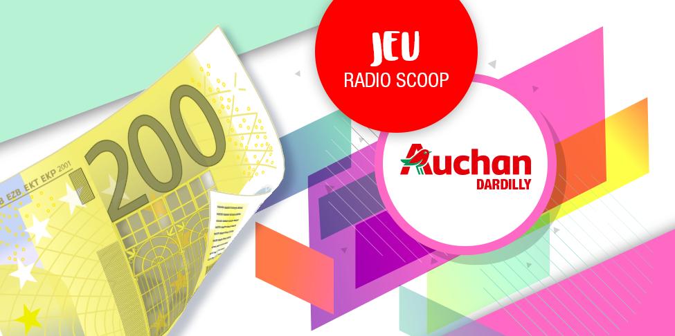 Gagnez 200 euros de bons d 39 achat chez auchan dardilly for Bon d achat id garage