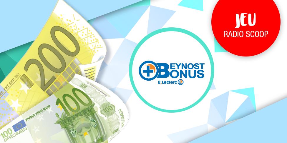Gagnez 300 euros de bons d 39 achat leclerc beynost radio for Bon d achat id garage