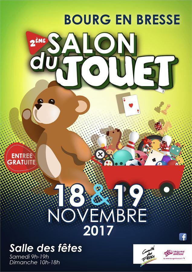 Salon du jouet bourg en bresse radio scoop - Salon de la gastronomie bourg en bresse ...