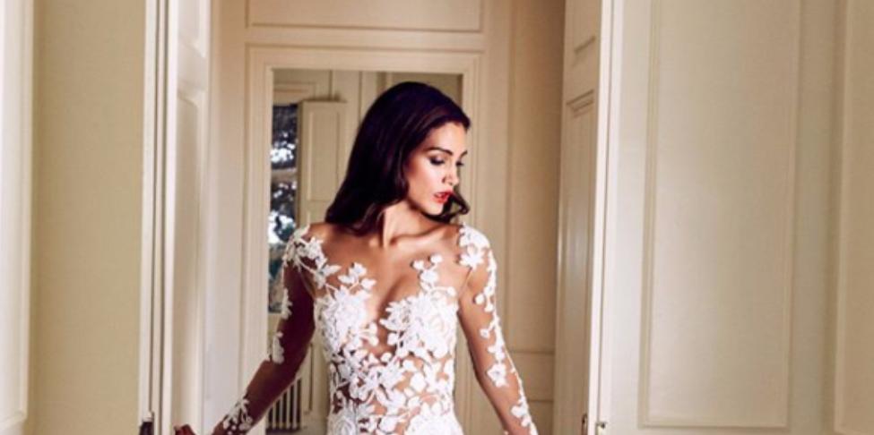(PHOTOS) Cette robe de mariée ultra sexy affole la toile, il fallait  oser , Radio Scoop