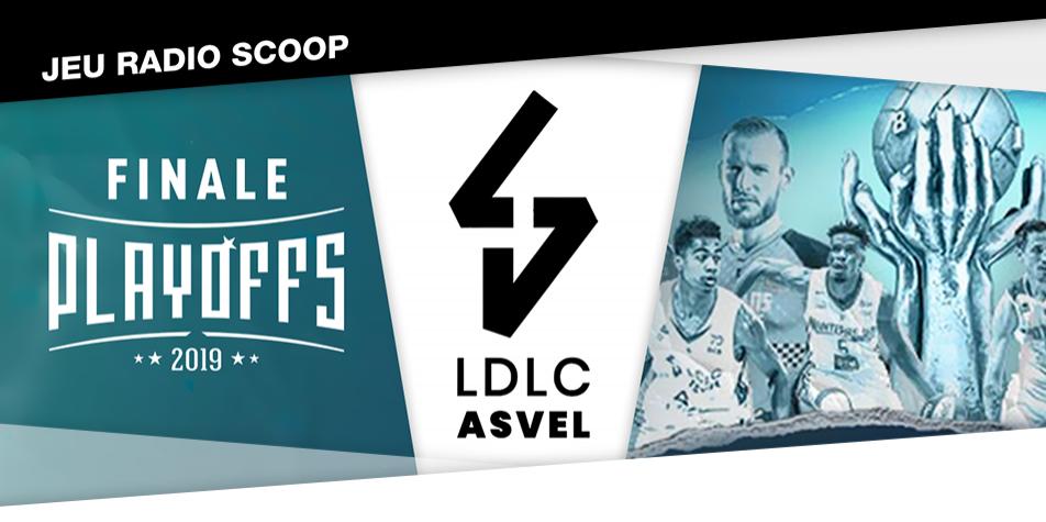 ASVEL vs Monaco : gagnez vos places pour la finale des Playoffs (match 05)